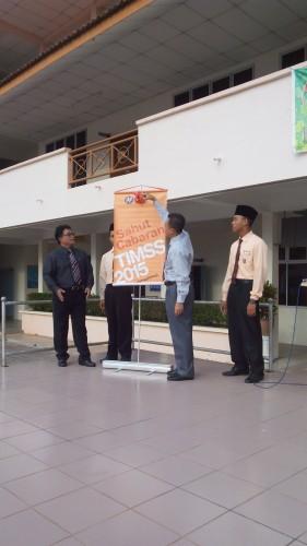 Majlis Pelancaran Wira TIMSS  i~KUPs