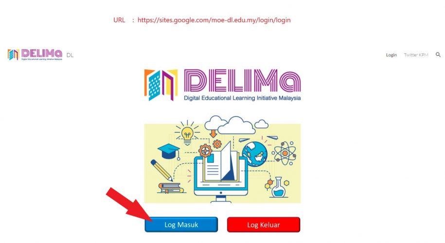 Panduan cara untuk akses Google Classroom